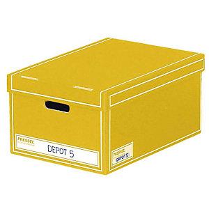 Pressel 10 Store-Box jaune Magnum