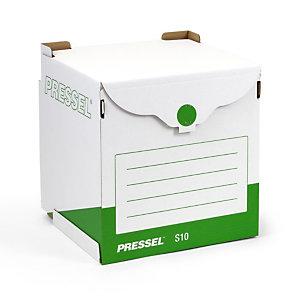 Pressel 10 verzameldoos groen