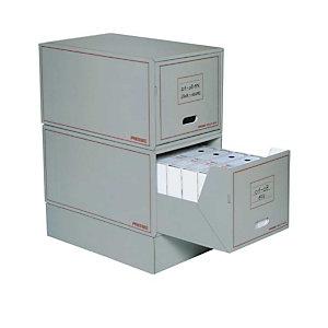 Pressel 2 Boîtes multi-usage à tiroir