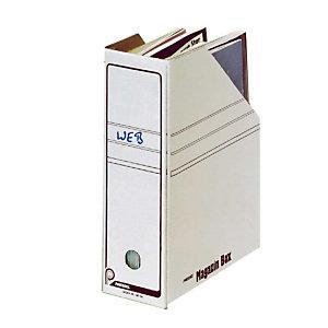 Pressel 20 Boîtes-magazines blanches 100mm