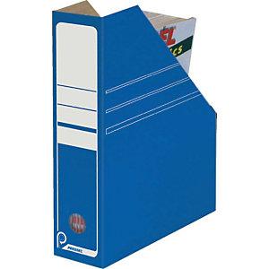 Pressel 20 boîtes-magazines bleu 75mm