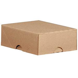 Pressel 20 Cartons télescopiques, 550x385x100mm