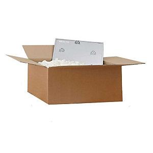 Pressel 25 caisses américaines simple cannelure, 260x220x100mm