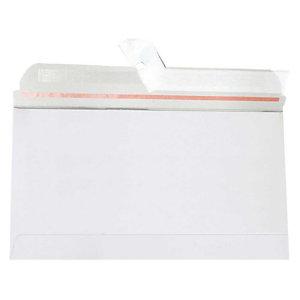 Pressel 25 kartonnen omslagen met zelfklevende sluiting, C4, met venster
