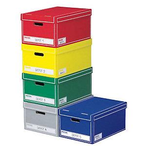Pressel Jumbo Box set, color