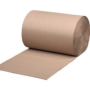 Pressel Rouleau de carton ondulé 800mmx70m