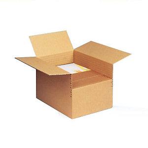 Pressel Set de cartons ajustables, 1 cannelure