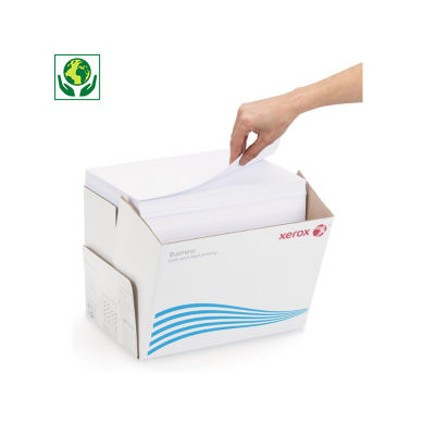 Papier Xerox®  Business en boîte distributrice##Printpapier Xerox® Business  in verdeeldoos