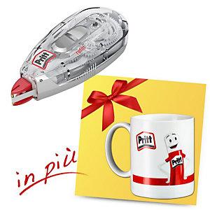 Pritt Offerta 10 correttori a nastro Compact Flex 4,2 mm x 10 m + 1 Mug compreso nel prezzo