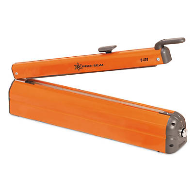 Pro-seal desk top impulse heat sealers
