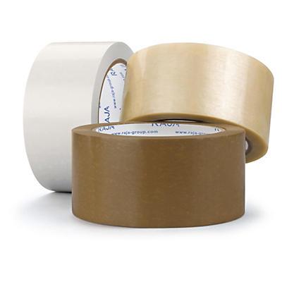 Mini-colis de 6 rouleaux de ruban adhésif PVC##Proefpakket 6 rollen PVC-tape - standaard kwaliteit