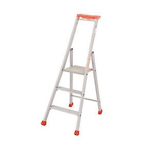 Professionele Tubesca ladders 3 treden