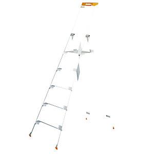 Professionele Tubesca ladders 5 treden