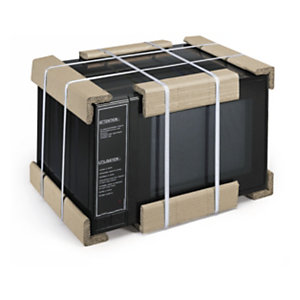 L profile cardboard corner protectors ideal for individual boxes
