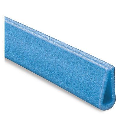 Profilé en U à grandes lèvres en mousse##U-profiel met hoge randen in polyethyleenschuim