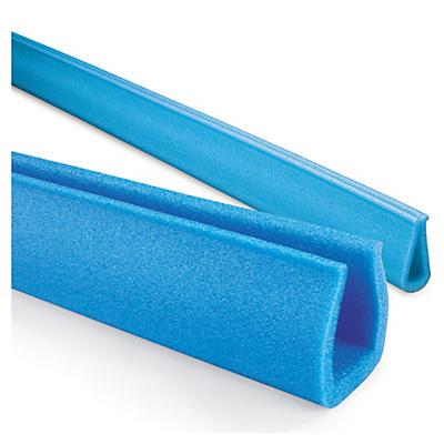 Profilé en U à grandes lèvres en mousse##U-profiel met hoge randen van polyethyleenschuim