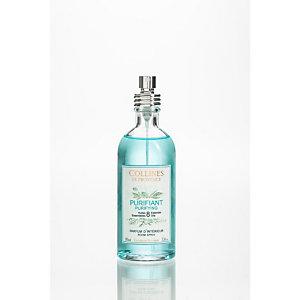 Profumo per ambienti Purificante Collines de Provence, Profumazione Classica, Flacone spray 100 ml