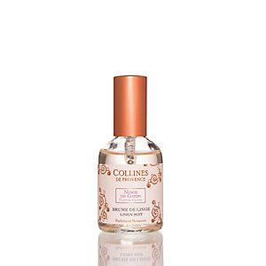 Profumo per tessuti Collines de Provence, Nuvola di Cotone, Flacone spray 50 ml