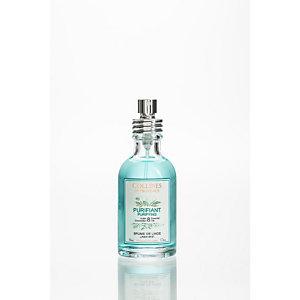 Profumo per tessuti Purificante Collines de Provence, Profumazione Classica, Flacone spray 50 ml