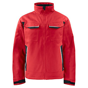 PROJOB Blouson multipoches Rouge XS