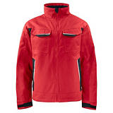 Projob Blouson multipoches Rouge XXL