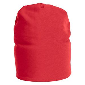 PROJOB Bonnet doublure polaire rouge TU