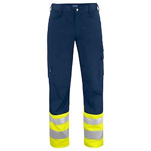 PROJOB Pantalon HV Jaune/Marine CL 1 T.36