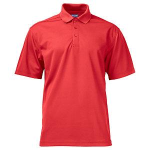 PROJOB Polo anti-transpirant Rouge 60° 3XL