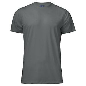 PROJOB T-Shirt anti-transpirant Gris 60° M
