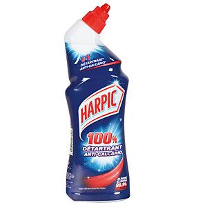 Promo : 1+1 Harpic Gel WC 100% détartrant 750 ml