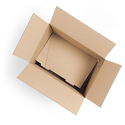 PROMO Single and Double Cardboard Crash-Lock Boxes