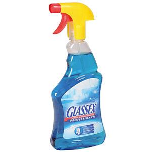 Promotie :  2+1, Ruitenreiniger Glassex blauw 500 ml