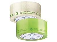 Prøvepakke med miljøvenlig PP tape