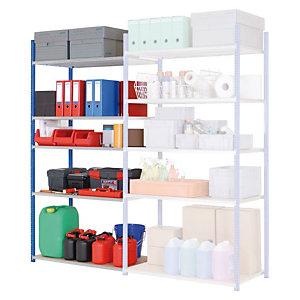 PROVOST Estantería de almacén Competition - módulo adicional 100 (an) x 40 (prof) cm.