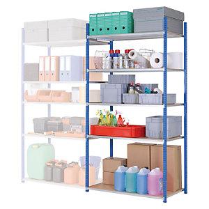 PROVOST Estantería de almacén Competition - módulo inicial 100 (an) x 40 (prof) cm.