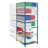 PROVOST Estantería de archivo Archiva - módulo inicial 103 (an) x 200 (alt) x  70 (prof) cm.