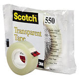 Průhledná lepicí páska Office Scotch™