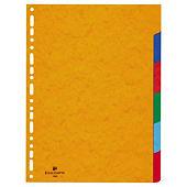 Przekładki indeksujące 6 indeksów 5 zestawów