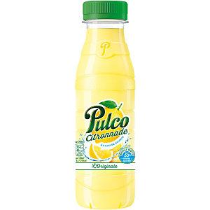 Pulco Citronnade à l'eau de source -Bouteille PET 33 cl