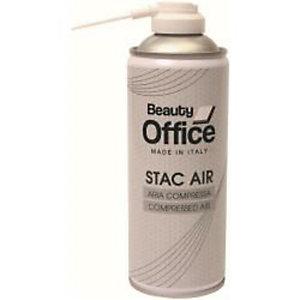 Pulizia Ufficio, Ergonomia e pulizia, Spray aria-gas leggeri-400ml., A02061-1