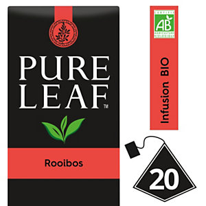 PURE LEAF Infusions Rooibos - 25 sachets pyramide