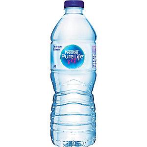 PURE LIFE Eau de source plate -  bouteille PET 50 cl (Lot 24 bouteilles)