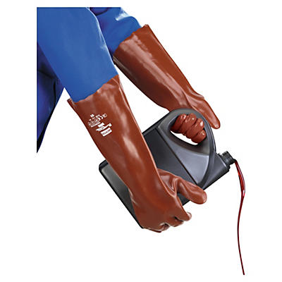 Gants PVC Redcote Plus HONEYWELL##PVC-Handschuhe Redcote Plus Honeywell