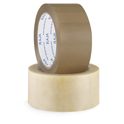 Ruban adhésif PVC RAJA##PVC Packband RAJA