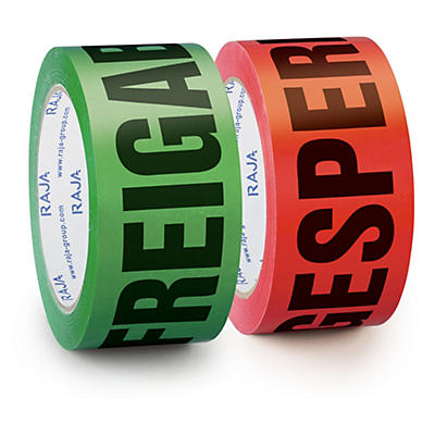 Ruban adhésif pour contrôle qualité##PVC Warnbänder zur Qualitätssicherung