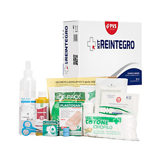 PVS Kit di reintegro pronto soccorso - fino a 2 persone - PVS