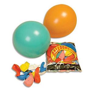 PW INTERNATIONAL GRAINE CREATIVE Sachet de 100 ballons grand modèle diamètre 30cm