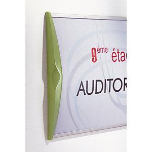 Pyxis wandbordje 210 x 297 mm, groen