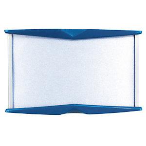 Pyxis wandbordje 55 x 90 mm, blauw