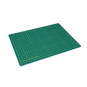 Q CONNECT Plancha de corte A4, 22 x 30 cm, verde